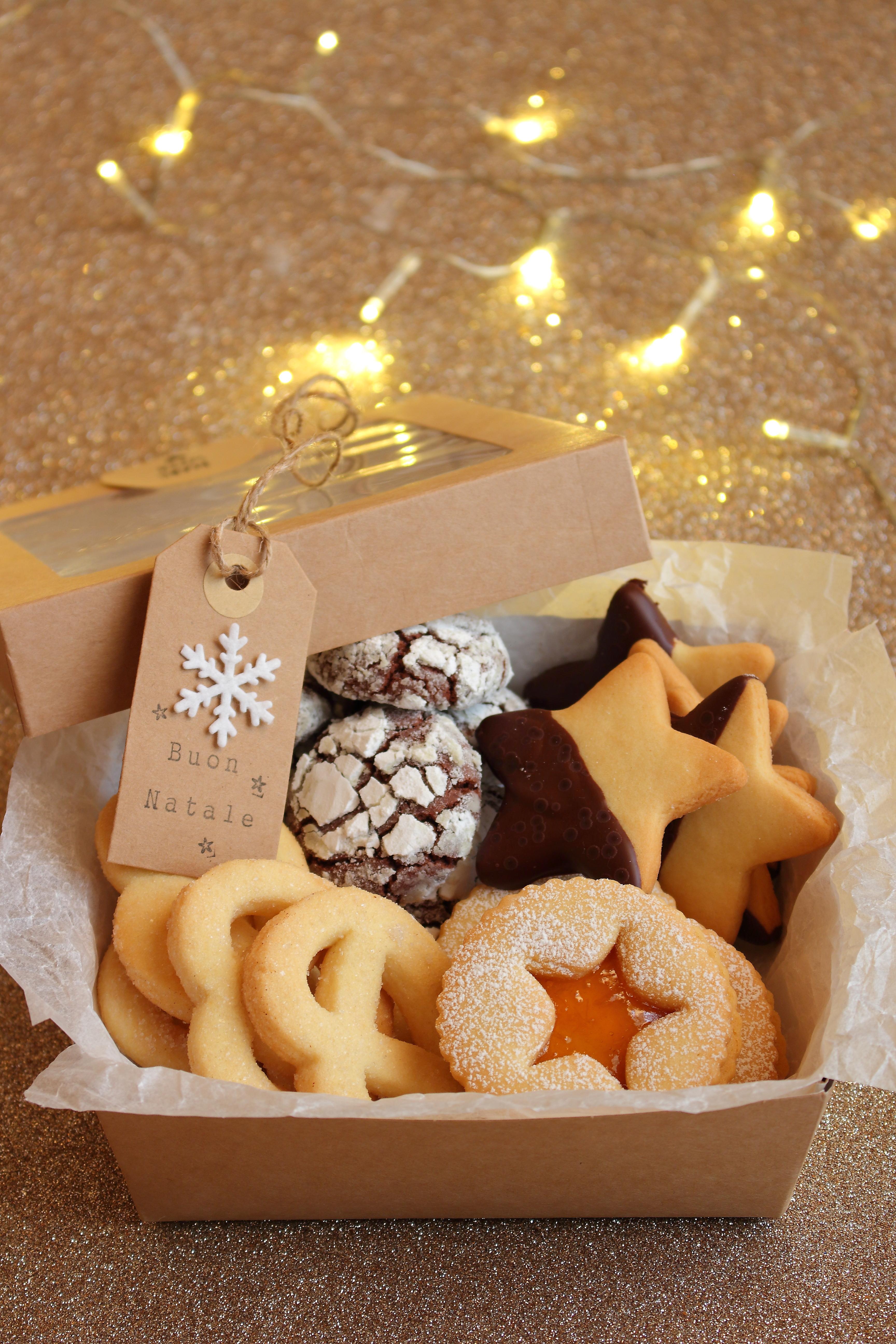 Biscotti Di Natale 1 Uovo.4 Idee Per I Biscotti Di Natale Da Regalare Cinnamon Lover Blog