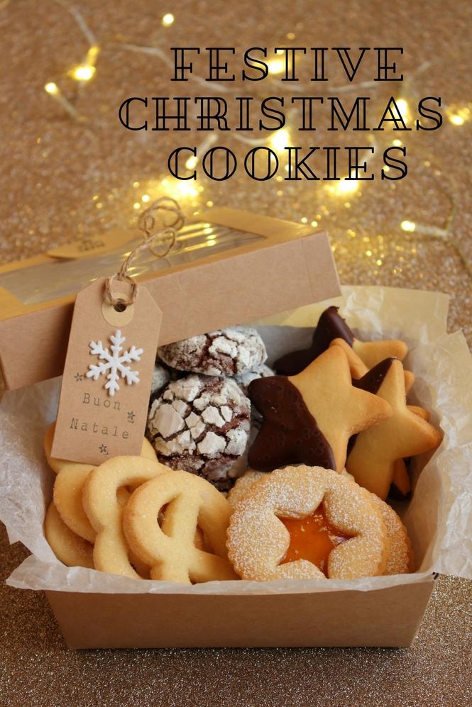Regalare Biscotti Di Natale.4 Idee Per I Biscotti Di Natale Da Regalare Cinnamon Lover Blog