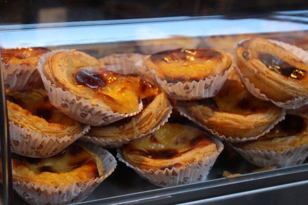 Pasteis de nata-dolcetti portoghesi