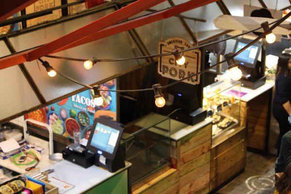 Tapas bar al Mercado de San Ildefonso