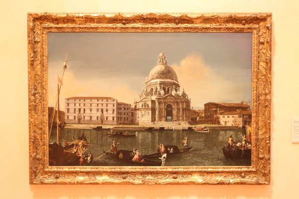 Veduta di Venezia del Canaletto