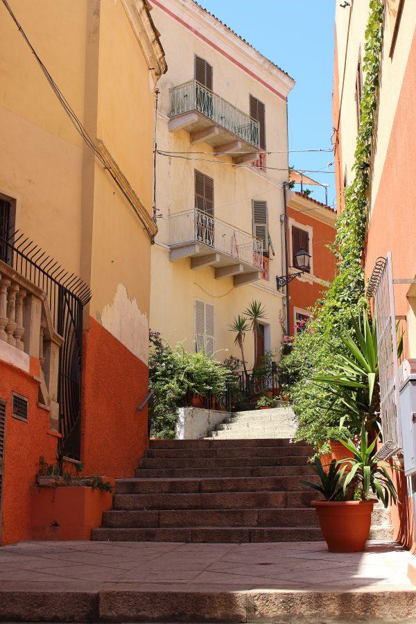 Scorci dell'isola della Maddalena