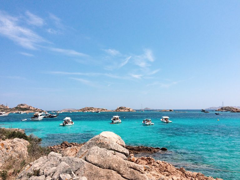 Spiaggia del Cavaliere - Budelli