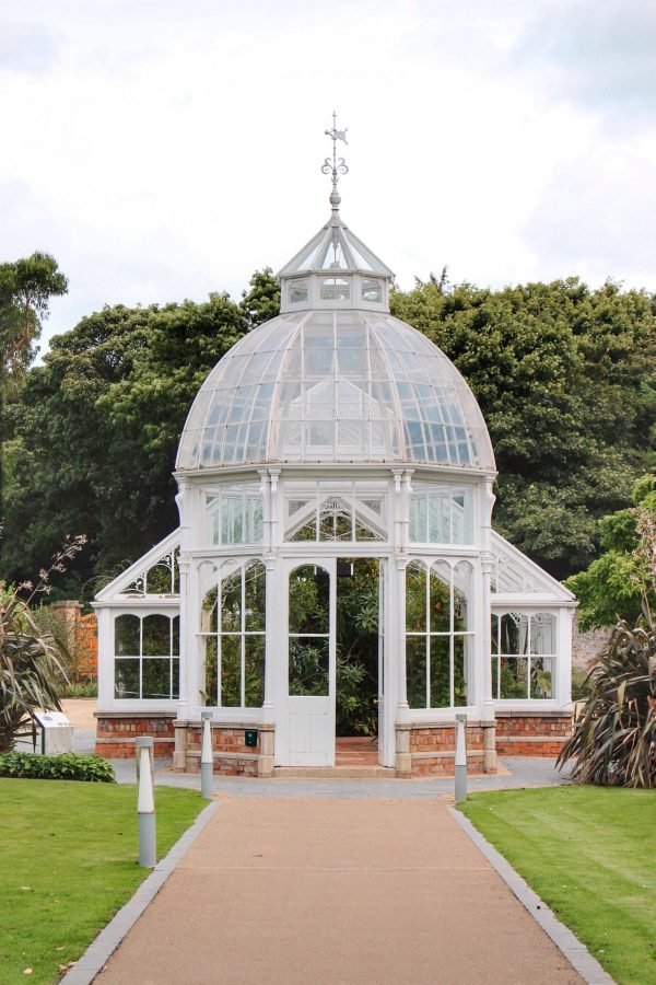 Victorian Glasshouse dei Talbot Botanic Gardens