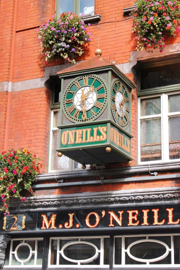 O'Neills Pub in Suffolk Street