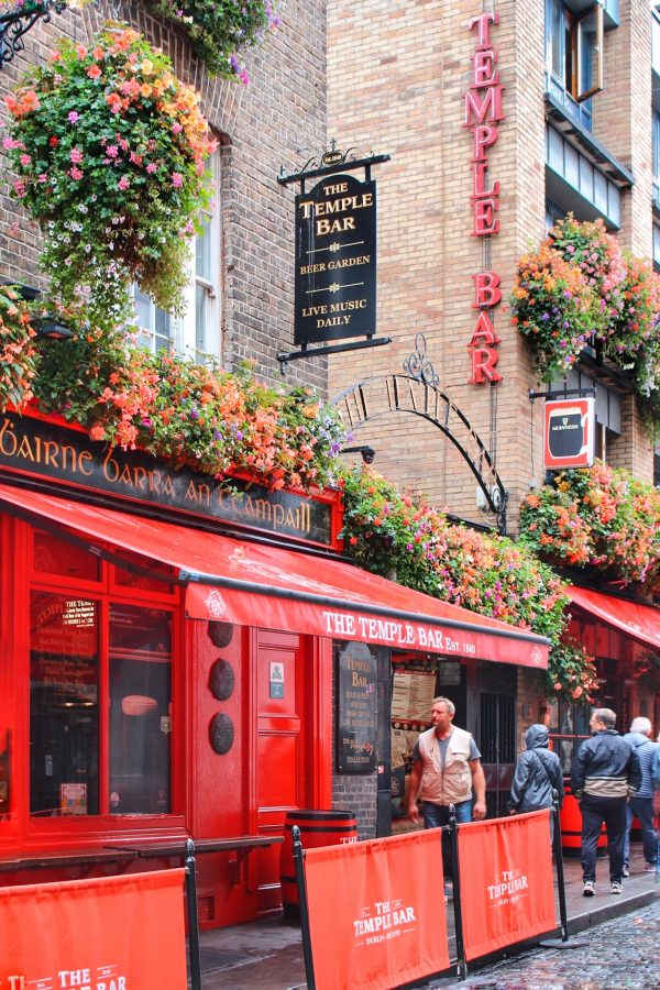 """The Temple Bar"" - Dublin"