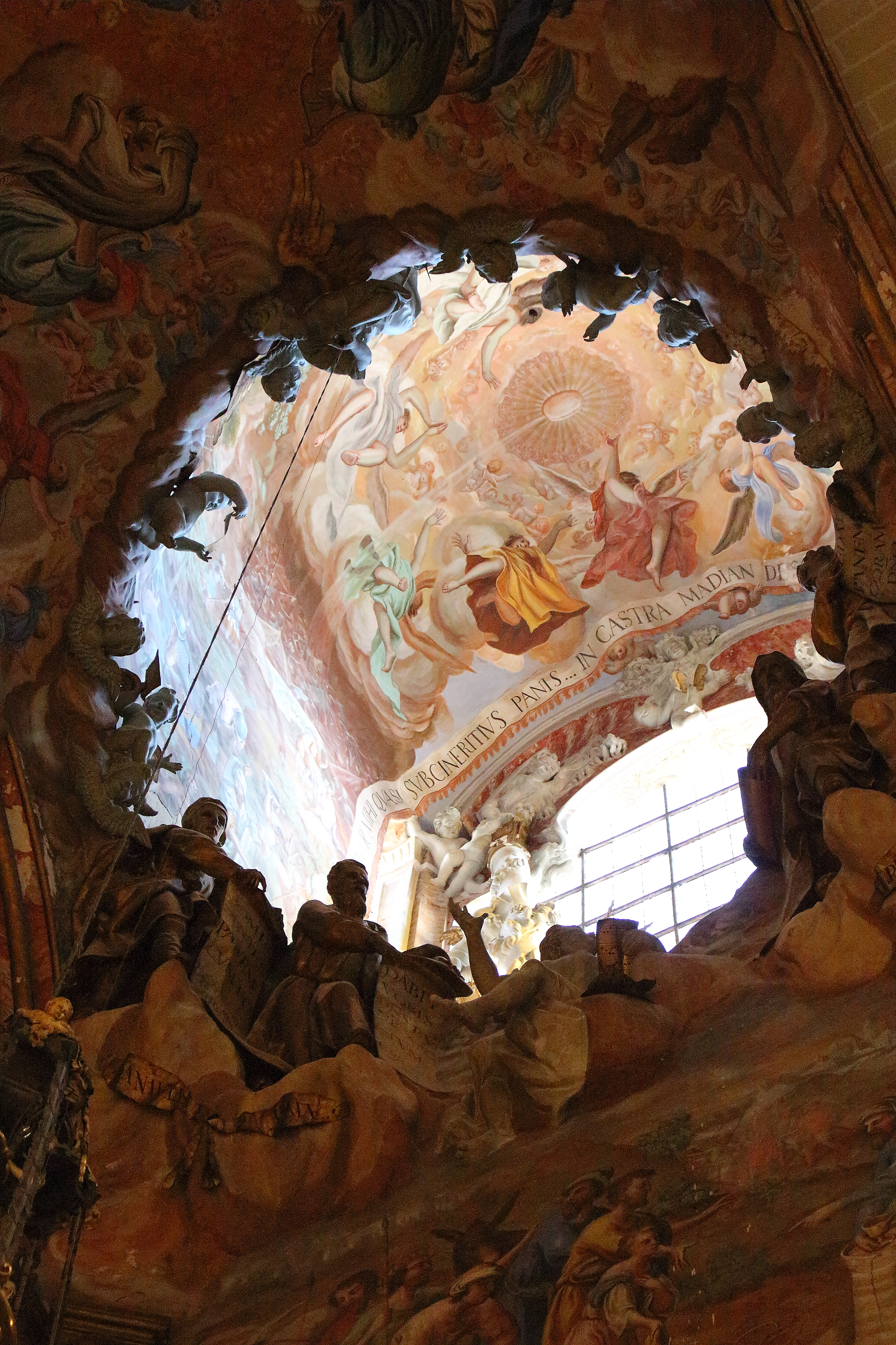 El trasparente - opera scultorea in marmo e alabastro