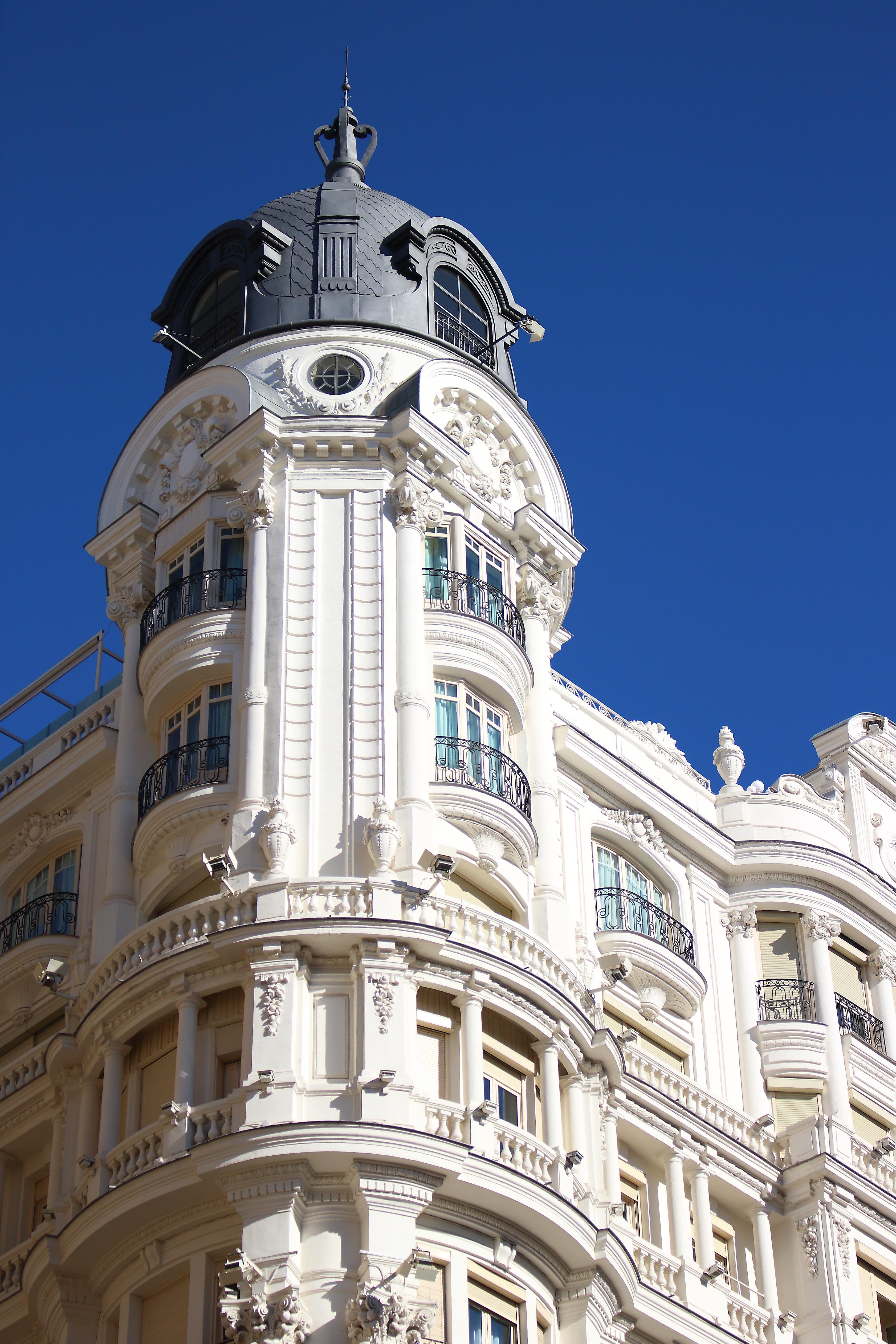 Le architetture spagnole, quelle belle.