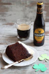 Guinness Cake irlandese