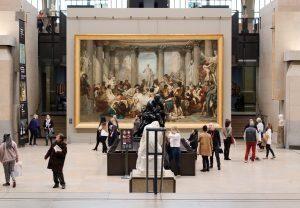 Il primo niveau - Musée d'Orsay