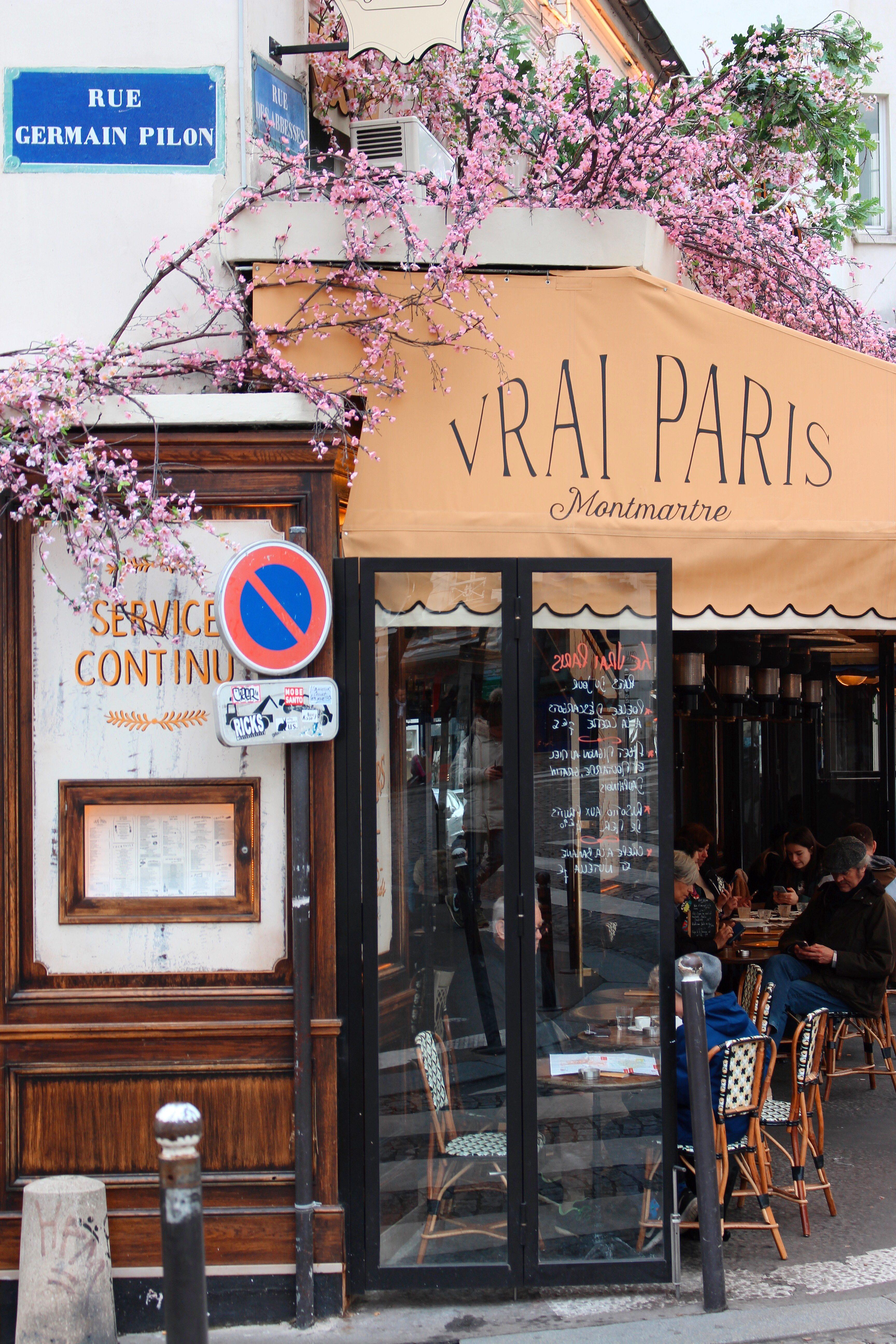 Da Vrai Paris per uno spuntino